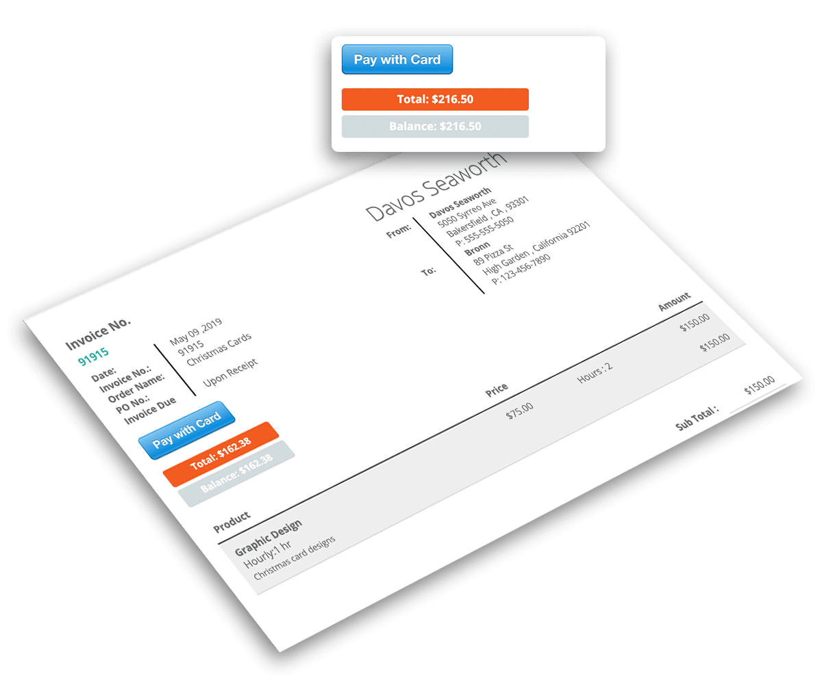 Easy to invoice software